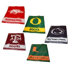 Team Golf Collegiate Woven Towel