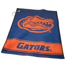 Team Golf Florida Gators Collegiate Woven Towel