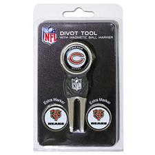 Team Golf Chicago Bears NFL Divot Tool Pack