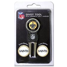Team Golf New Orleans Saints NFL Divot Tool Pack