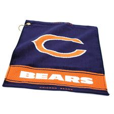 Team Golf Chicago Bears NFL Woven Towel