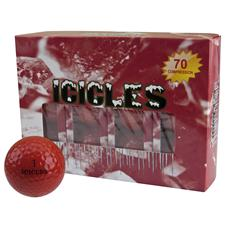 V Golf Icicles Golf Balls