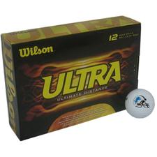 Wilson NFL Personalized Golf Balls - Detroit Lions