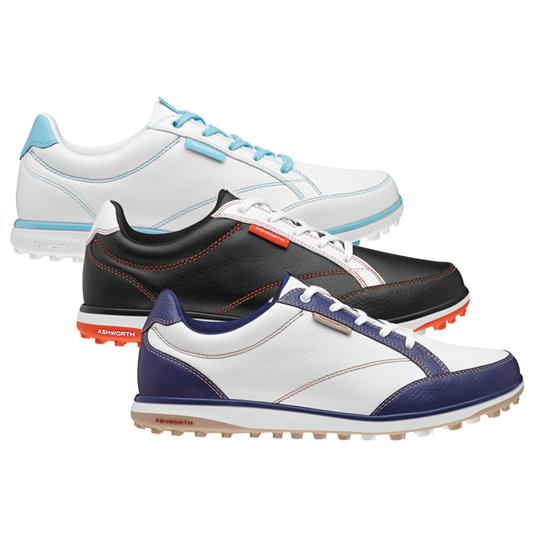 Ashworth Cardiff ADC Spikeless Golf Shoes for Women - 2014