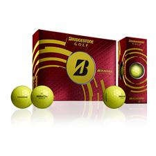 Bridgestone Tour B330-RX Yellow Golf Balls - 2014