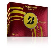 Bridgestone B330-RX Yellow ID-Align Golf Balls