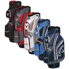 Callaway Golf Custom Logo Chev Cart Bag - 2014