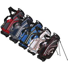 Callaway Golf Custom Logo Chev Logo Stand Bag - 2014