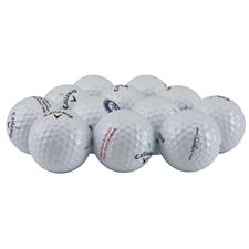 Callaway Golf Logo Overrun HEX Solaire Golf Ball for Women