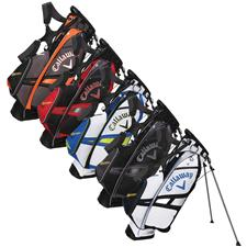 Callaway Golf Custom Logo Hyper-Lite 3 Stand Bag - 2014