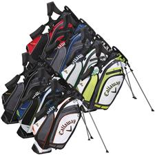 Callaway Golf Custom Logo Hyper-Lite 5 Stand Bag - 2014