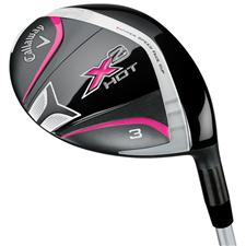 Callaway Golf X2 Hot Fairway Wood for Women - 2014