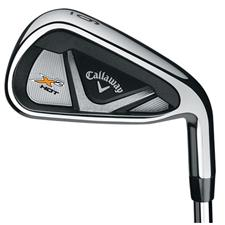 Callaway Golf X2 Hot Graphite Iron Set - 2014