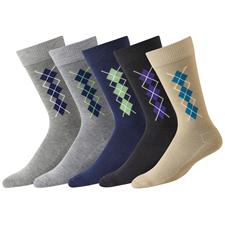 FootJoy Men's ProDry Argyle Limited Edition Crew Sock