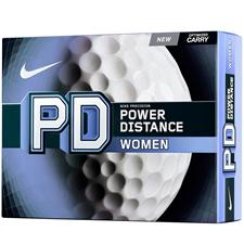 Nike Custom Logo Power Distance Women Golf Balls