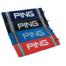 PING Tri-Fold PING Towel