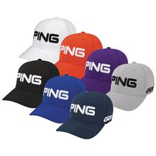 PING Men's i25 Tour Structured Hat - 2014