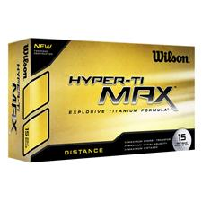 Wilson Hyper Ti Max Photo Golf Balls