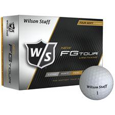 Wilson Staff FG Tour Logo Golf Balls