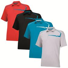 Adidas Men's ClimaChill Chest Print Polo - 2014