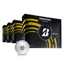 Bridgestone Tour B330 Personalized Golf Balls - Buy 3DZ Get 1DZ Free