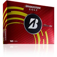 Bridgestone Tour B330-RX Logo Golf Balls