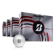 Bridgestone Tour B330-RXS Personalized Golf Balls - Buy 3DZ Get 1 DZ Free