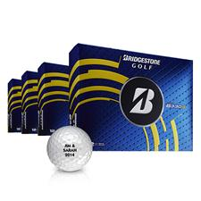 Bridgestone Tour B330-S Personalized Golf Balls - Buy 3DZ Get 1DZ Free