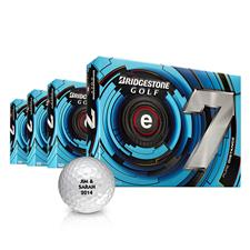 Bridgestone e7 Personalized Golf Balls - Buy 3DZ Get 1DZ Free
