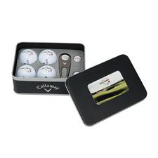 Callaway Golf Custom Logo 4-Ball Gift Set
