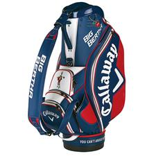 Callaway Golf Big Bertha Tour Authentic Staff Bag - 2014