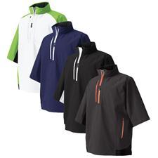 FootJoy Men's DryJoys Tour XP Short Sleeve Logo Rain Shirt