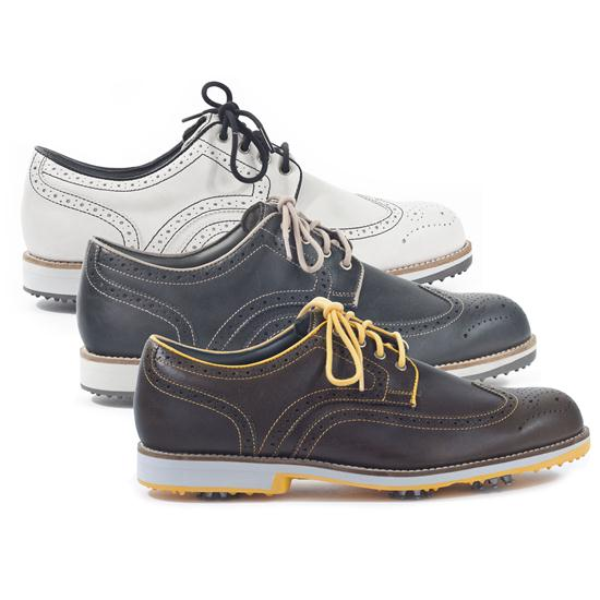 Footjoy City Wingtip Golf Shoes
