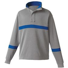 FootJoy Men's Flat Back Rib Half Zip Pullover