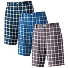 FootJoy Men's Performance Plaid Short - 2014