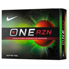 Nike Custom Logo One RZN Golf Balls