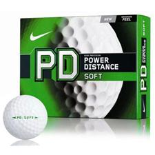 Nike Power Distance Soft Logo Golf Balls