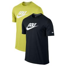 Nike Men's Sport Short Sleeve Verbiage Tee