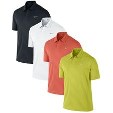 Nike Men's TW Embossed Polo