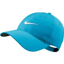 Nike Men's Tech Swoosh Personalized Hat - Vivid Blue