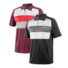 Oakley Men's 4 Stripe Polo