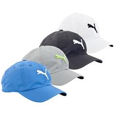 Puma Men's Tech Cat Embroidery Adjustable Hat