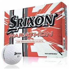 Srixon Marathon Personalized Golf Balls