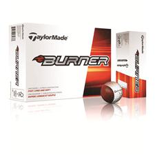 Taylor Made Custom Logo Burner Golf Balls - 2014