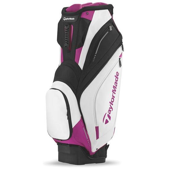 Taylor Made Catalina Cart Bag Navy Black White Golfballs Com