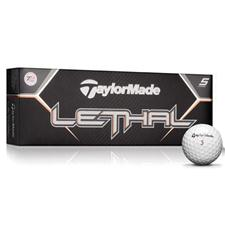 Taylor Made Lethal Personalized Golf Balls