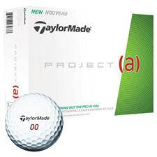 Taylor Made Custom Logo Project (a) Golf Balls - 2014