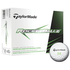 Taylor Made RocketBallz Golf Balls - 2014