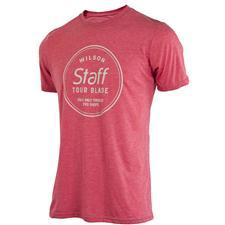 Wilson Staff Men's 100 Year Anniversary Tour Blade Golf T-Shirt