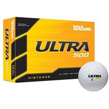 Wilson Ultra 500 Distance Photo Golf Balls
